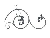 Декоративный кованый элемент №05