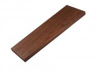 Деревянная ступень (бук) (1400х320х40)