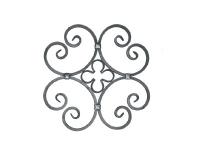 Декоративный кованый элемент №28