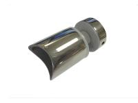 Стеклодержатель (сборный),под трубу 38.1х1.5 мм для стекла 6-10 мм, сс 118