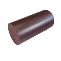 Поручень пластиковый круглый d=49 мм  цвет: махагон