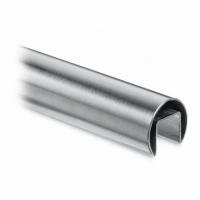 Труба 48.3 мм под стекло (AISI304, шлифованная)
