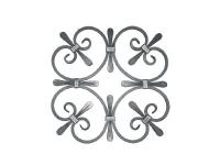 Декоративный кованый элемент №31