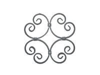 Декоративный кованый элемент №16