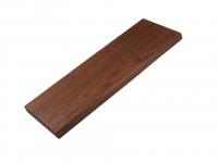 Деревянный подступенок (бук) (1100х200х20)