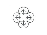 Декоративный кованый элемент №08