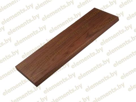 Деревянный подступенок (бук) (1300х200х20)