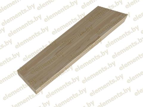 Деревянный подступенок (дуб) (1400х200х20)
