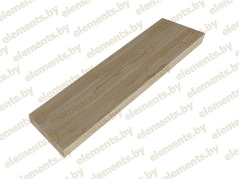 Деревянный подступенок (дуб) (1200х200х20)