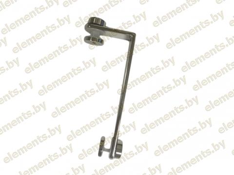 Стеклодержатель угловой(сборный), для стекла 6-10 мм, сс 52