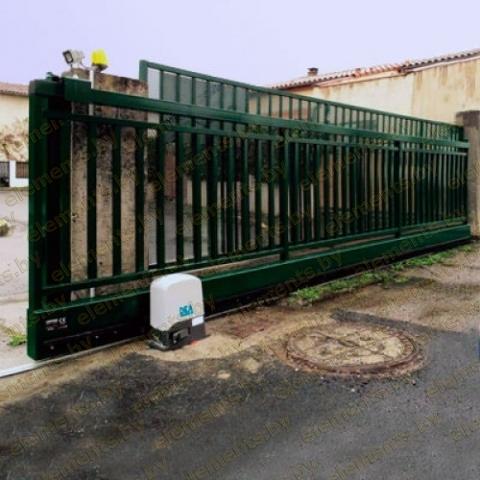 Электропривод для откатных ворот REV 220
