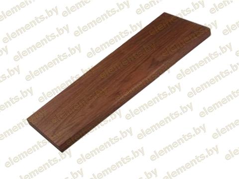 Деревянный подступенок (бук) (1400х200х20)