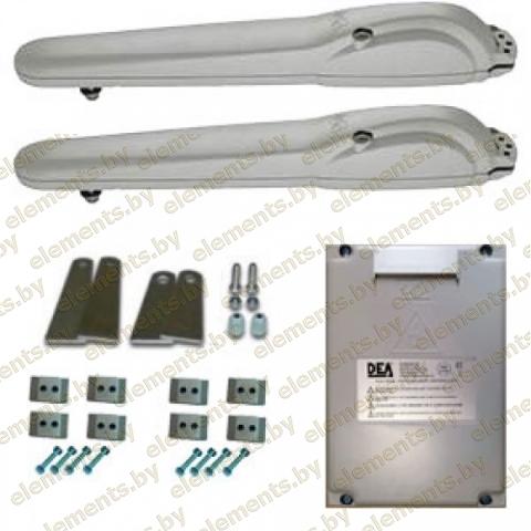 Комплект приводов для распашных ворот KIT MAC/E