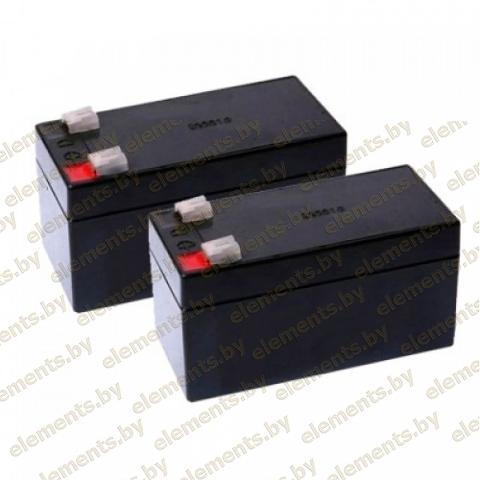 Комплект батарей резервного питания 24 вольтовой автоматики