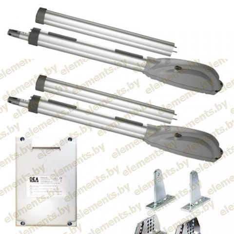Комплект приводов для распашных ворот KIT LOOK 356