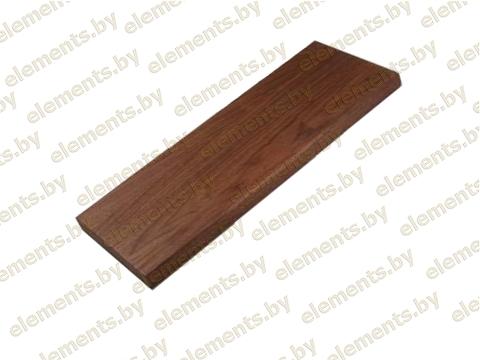 Деревянная ступень (бук) (1000х320х40)