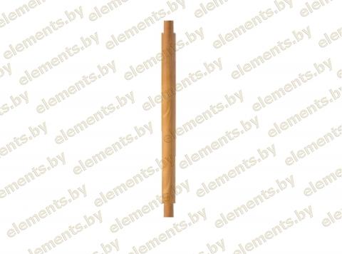 Стойка 38 - 550 мм (Дуб)