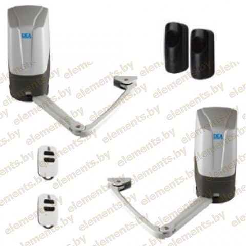 Комплект приводов для распашных ворот GEKO KIT