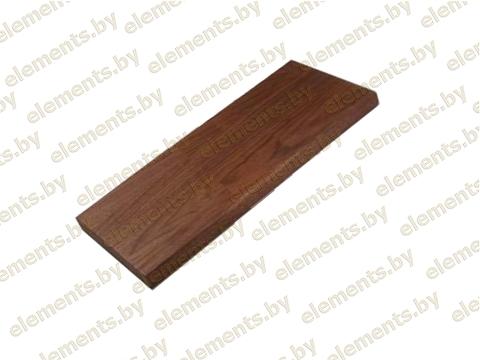 Деревянный подступенок (бук) (900х200х20)