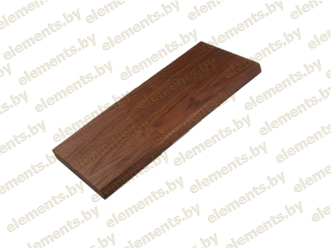 Деревянная ступень (бук) (900х320х40)